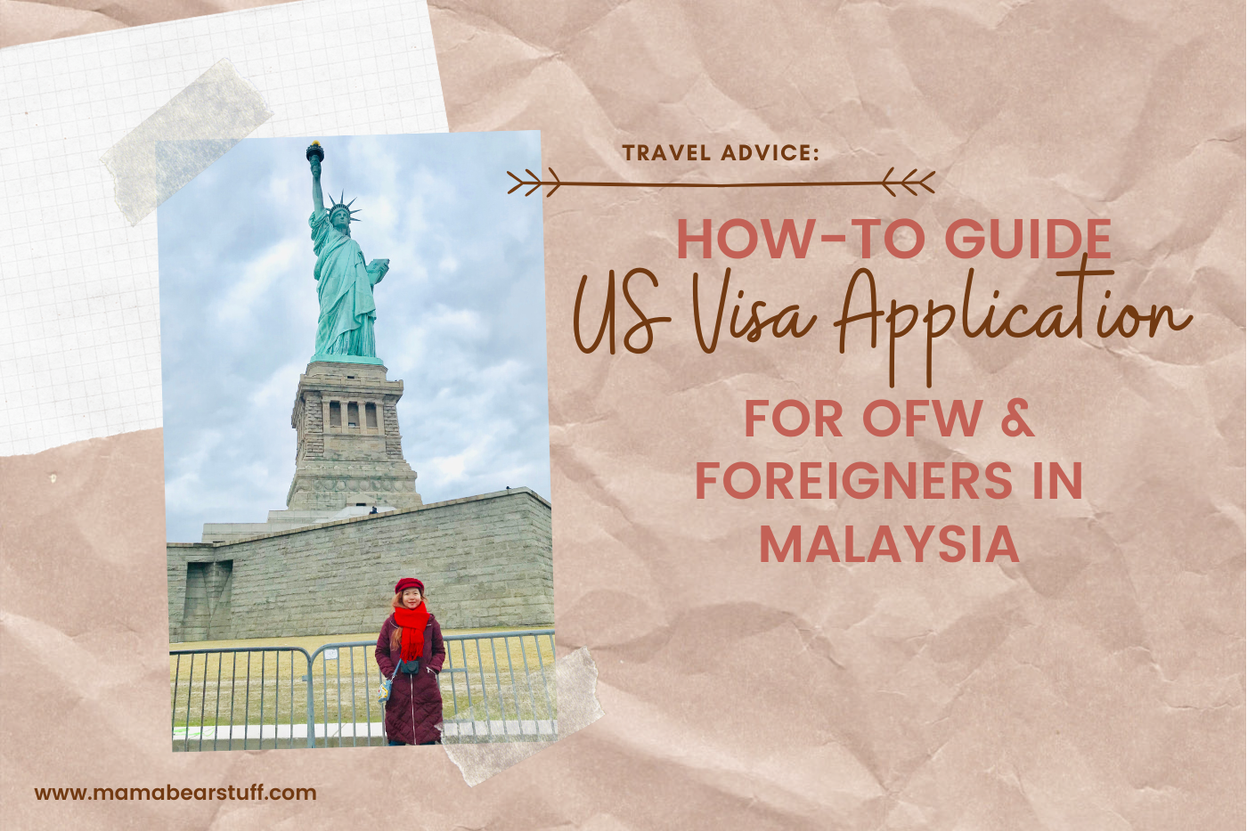 Guide To Applying Multiple Entry Us Visa In Malaysia Jalyn Meets World